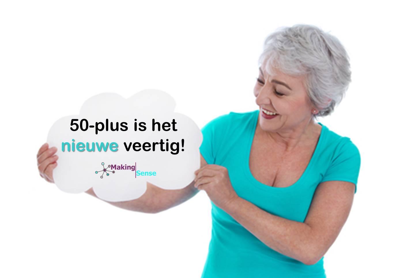 vijftig nieuwe veertig